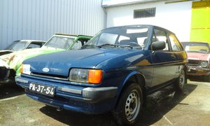 1989 Ford Fiesta mk2 For Sale