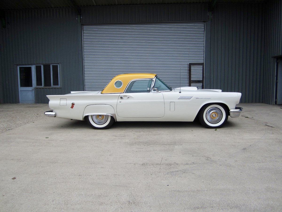 1957 Ford Thunderbird For Sale (picture 3 of 6)