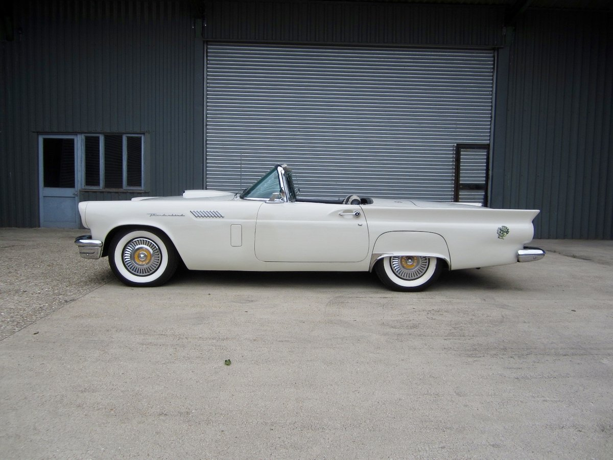 1957 Ford Thunderbird For Sale (picture 4 of 6)