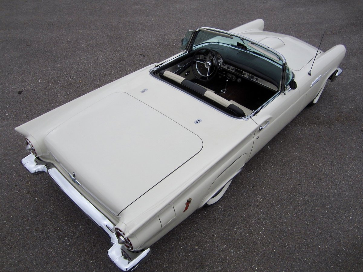 1957 Ford Thunderbird For Sale (picture 5 of 6)