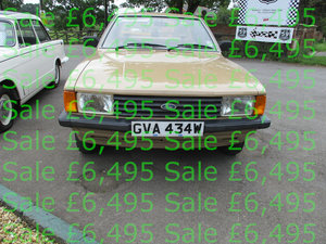 1981 Cortina MKV 1982 for sale For Sale