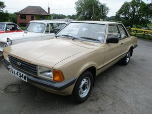 1981 Cortina MKV 1982 for sale