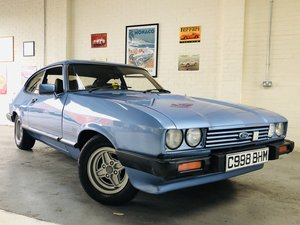 1985 FORD CAPRI 1.6 LASER - SUPER VALUE SOLD