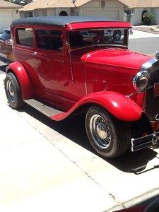 1931 Ford Model A (Glendale, Az) $29,900 obo