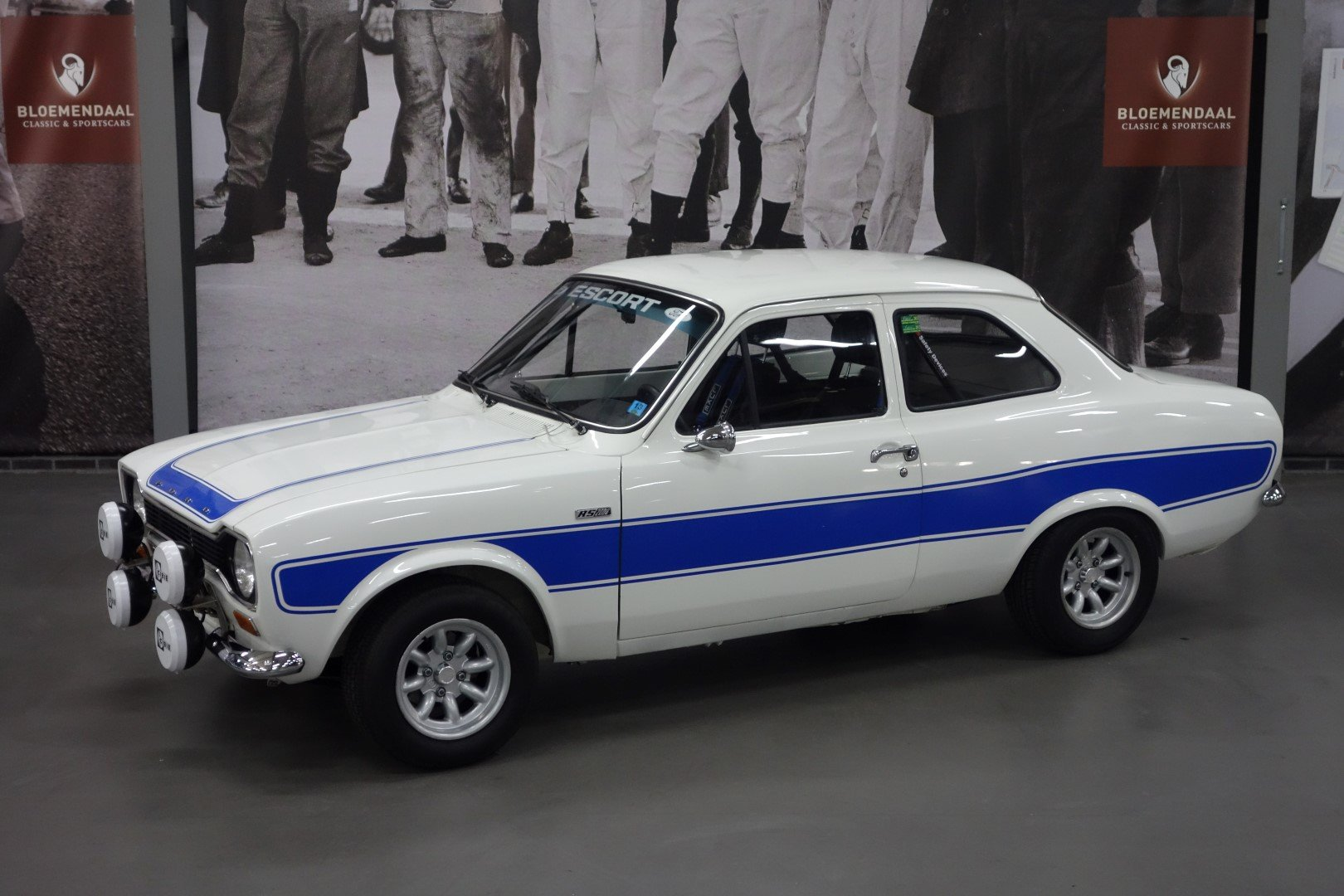 1975 Ford Escort Mk1 RS 2000 For Sale (picture 1 of 6)