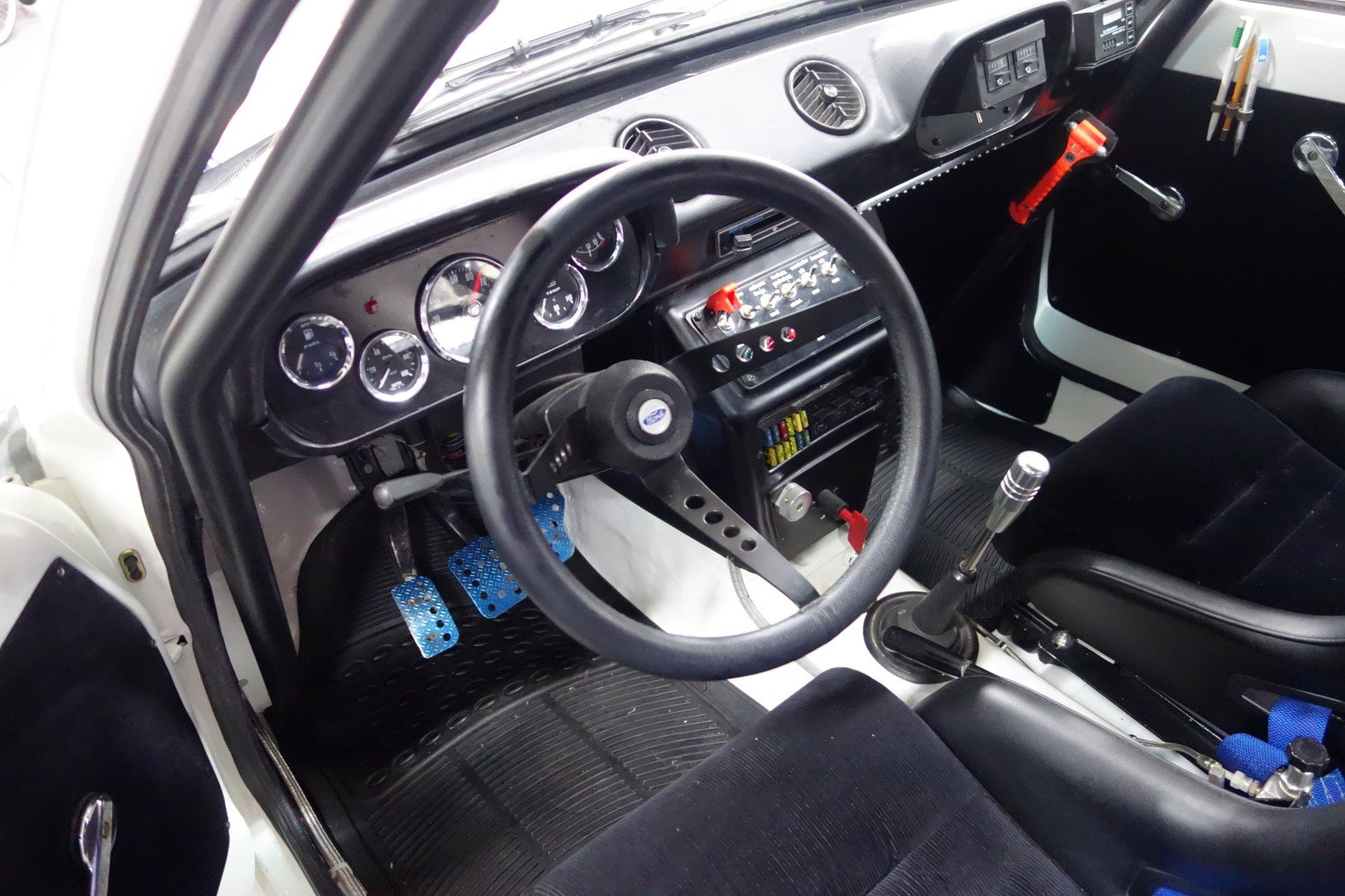 1975 Ford Escort Mk1 RS 2000 For Sale (picture 2 of 6)