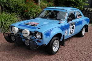 1972 Ford Escort MK1 RS 1600 Rally car For Sale