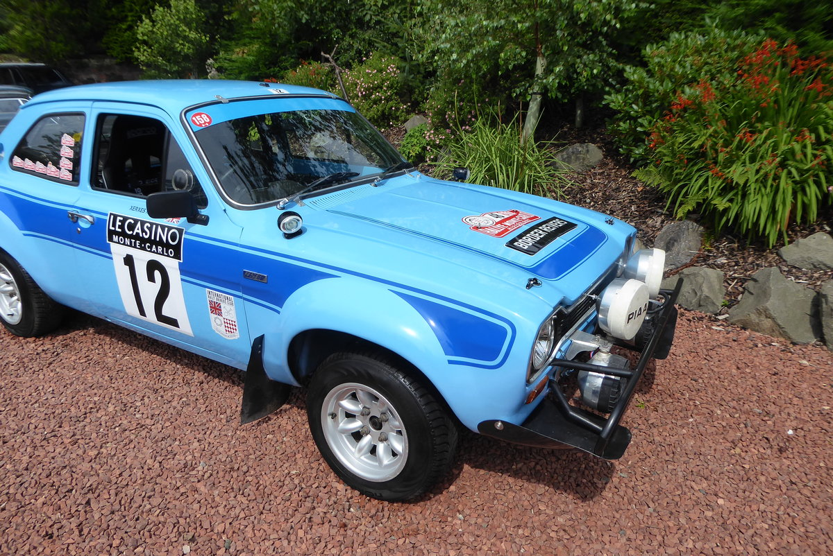 1972 Ford Escort MK1 RS 1600 Rally car SOLD (picture 5 of 6)