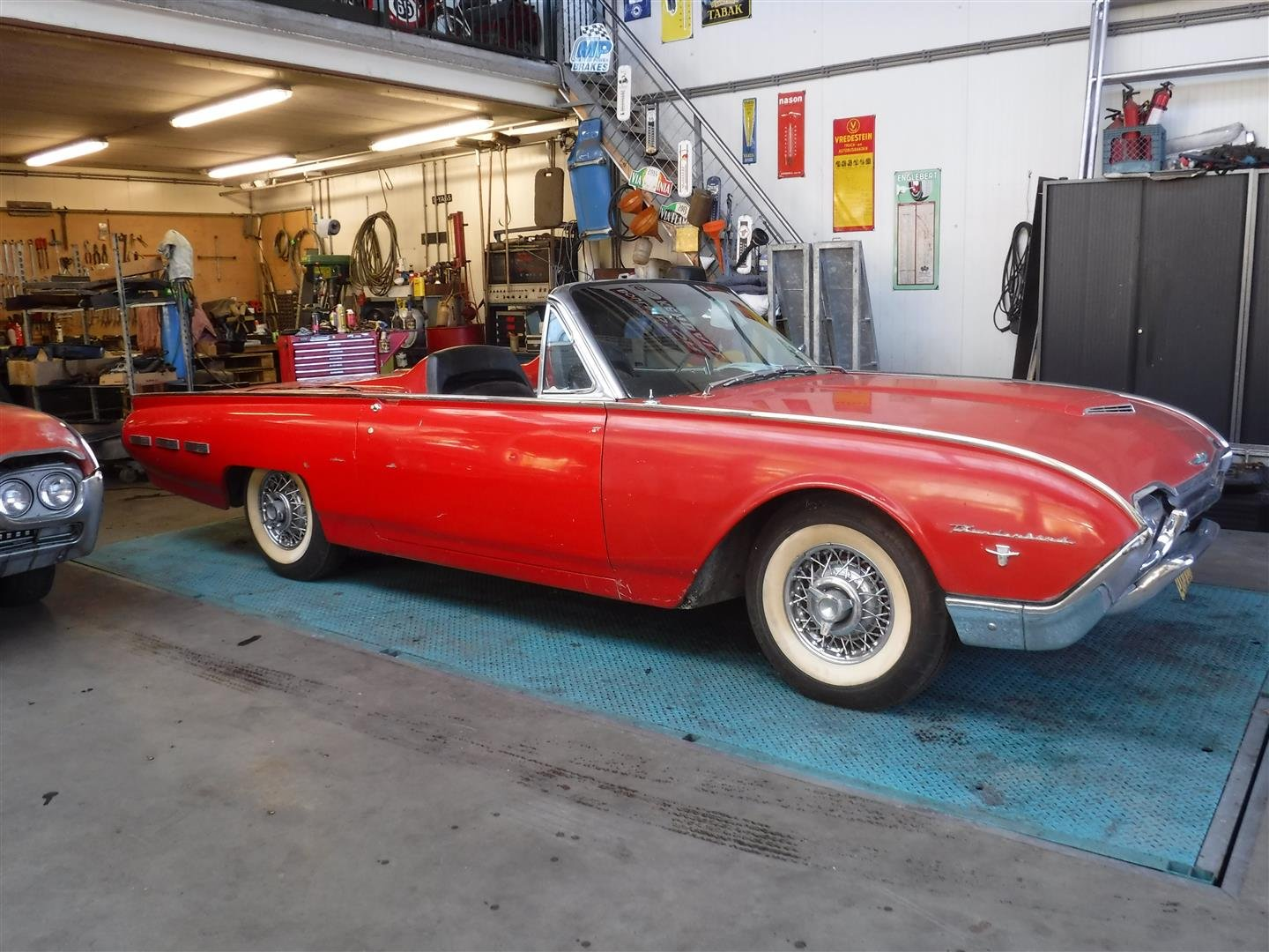 1962 Ford Thunderbirg Roadster '62 For Sale (picture 1 of 6)