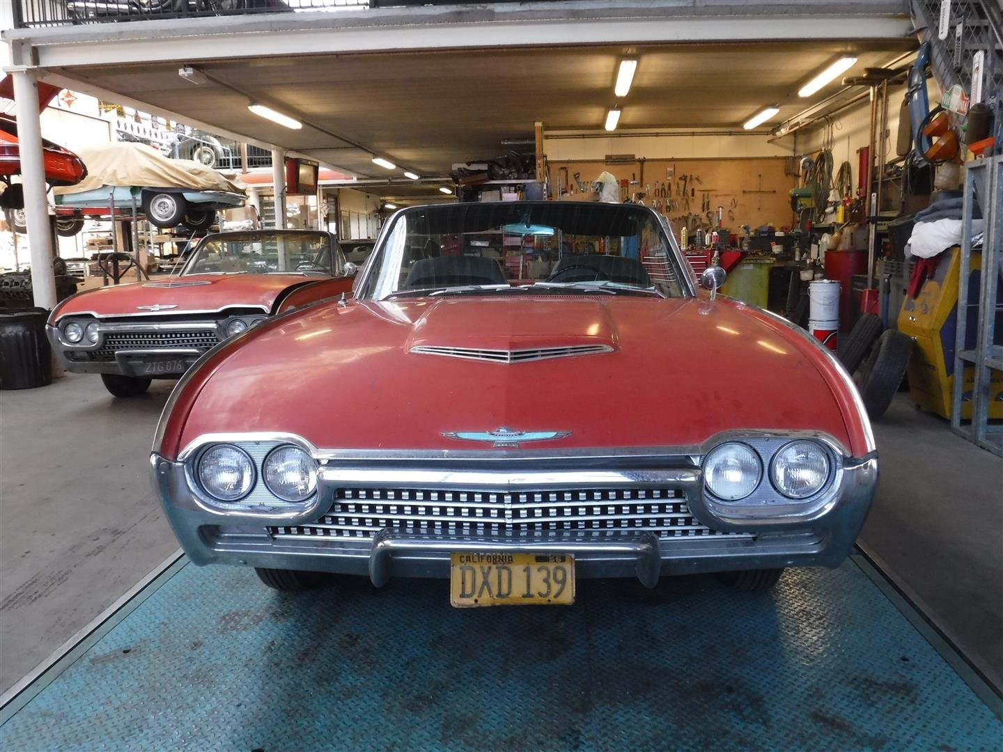 1962 Ford Thunderbirg Roadster '62 For Sale (picture 2 of 6)