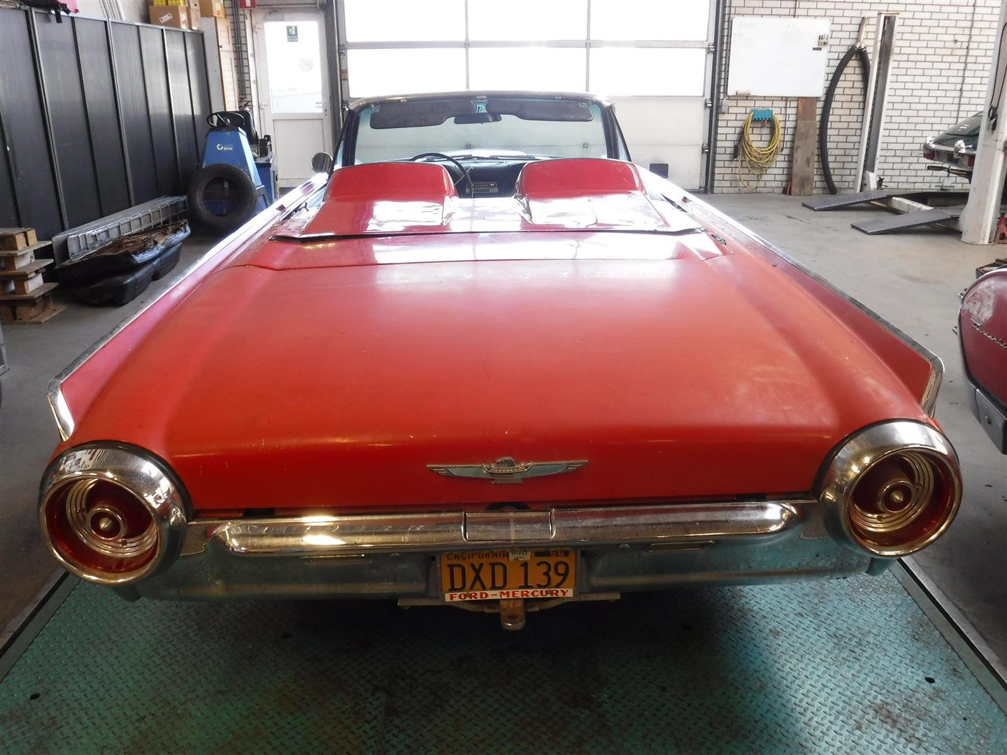 1962 Ford Thunderbirg Roadster '62 For Sale (picture 3 of 6)