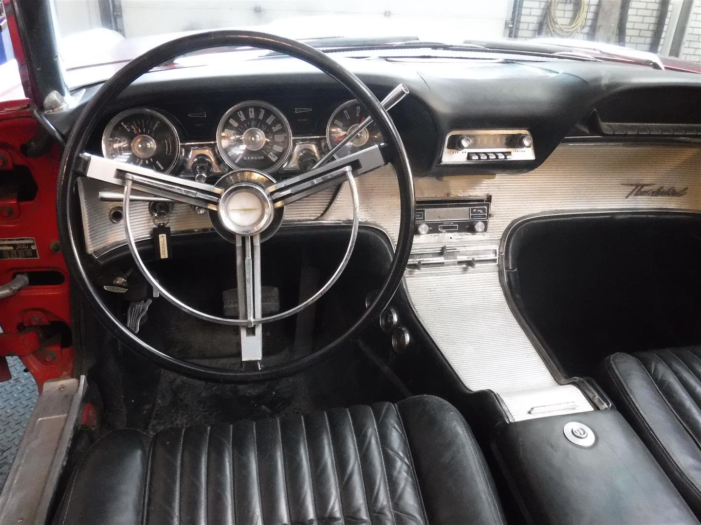 1962 Ford Thunderbirg Roadster '62 For Sale (picture 6 of 6)