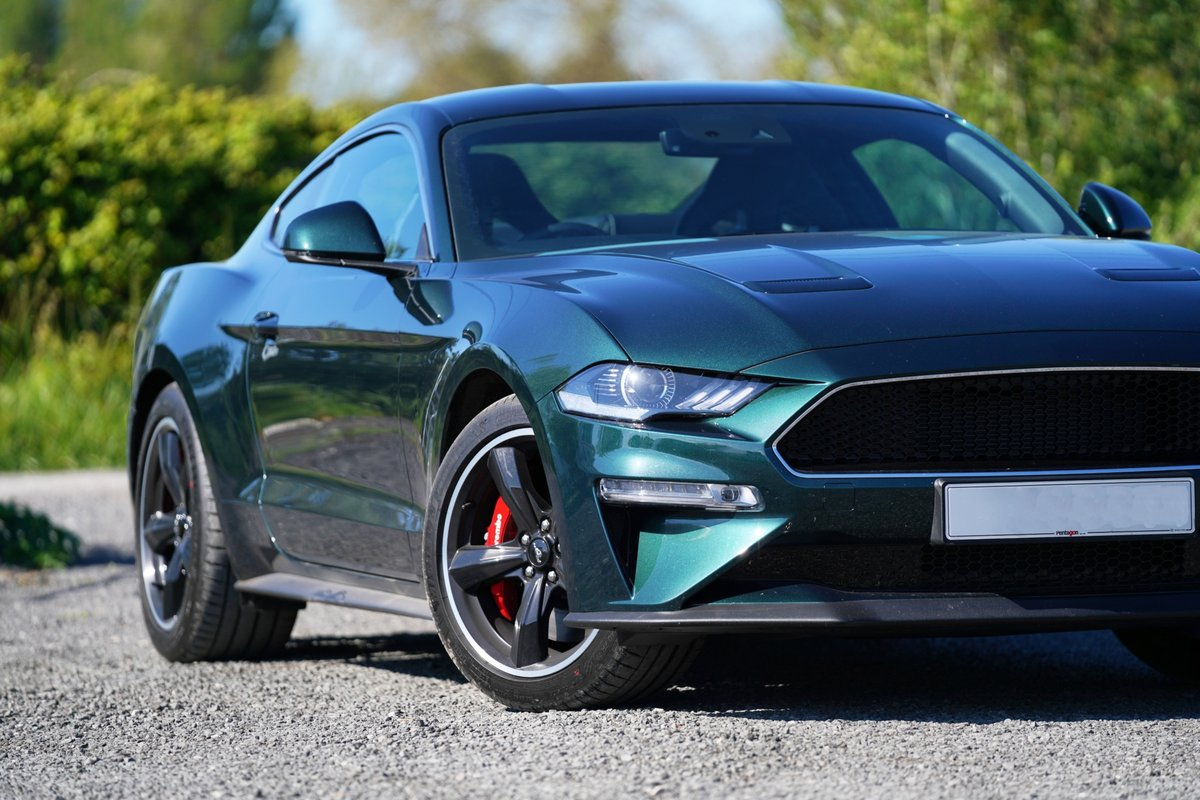 2019 Ford Mustang BULLITT 5.0 V8 PHYSICAL CAR CHOICE OF 2 For Sale (picture 2 of 6)