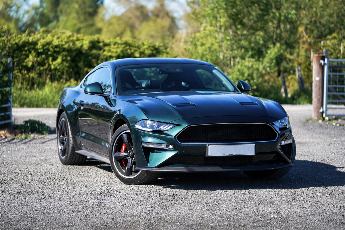 2019 Ford Mustang BULLITT 5.0 V8 PHYSICAL CAR CHOICE OF 2 For Sale (picture 4 of 6)