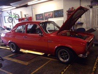 1975 Ford mk1 escort rs2000