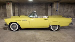 1957 Ford Thunderbird Amos Minter Full Restored Mint $89.9k