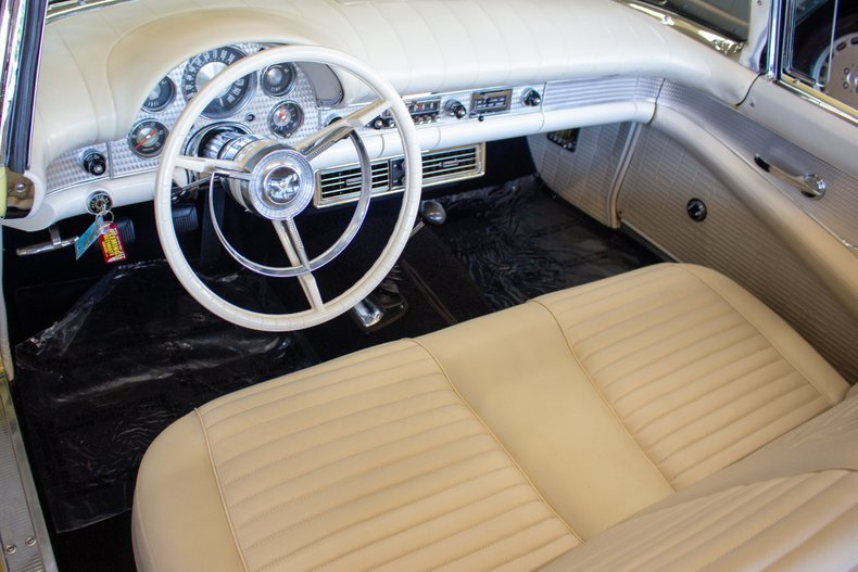 1957 Ford Thunderbird Amos Minter Full Restored Mint $89.9k For Sale (picture 3 of 6)