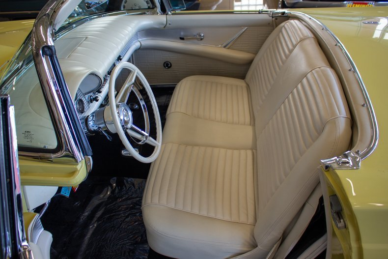 1957 Ford Thunderbird Amos Minter Full Restored Mint $89.9k For Sale (picture 4 of 6)