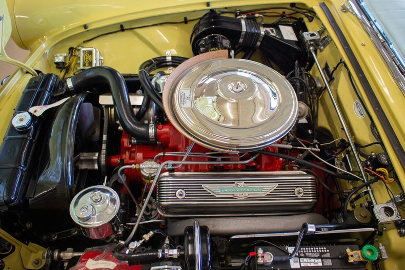 1957 Ford Thunderbird Amos Minter Full Restored Mint $89.9k For Sale (picture 5 of 6)