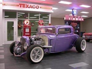 1932 Ford 3 Window Coupe de grace For Sale
