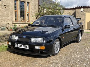 1987 Ford Sierra RS500 - 35,900 miles  For Sale