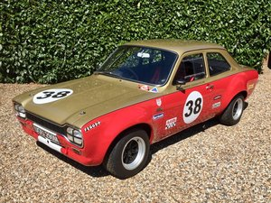 Ford Escort Mexico Twin Cam Road and Race Car For Sale