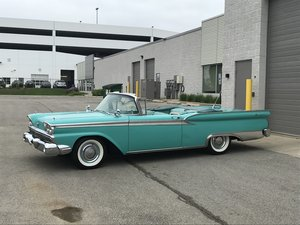 1959 Ford Sunliner Original one family owned  For Sale