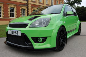 2008 FIESTA RS 1 OF 1 £35000 BUILD COST For Sale