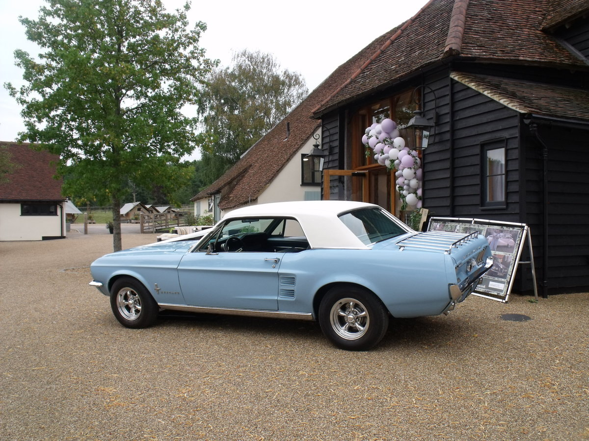 1967 Ford Mustang for Hire For Hire (picture 3 of 6)