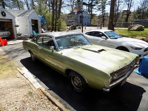 1969  Ford Torino GT (North Reading, MA) $24,900 obo