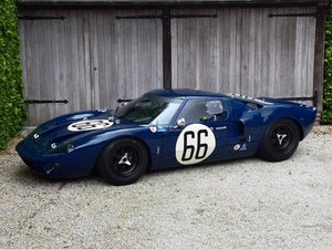 1965 Ford GT40 FIA by Gelscoe Motorsport For Sale
