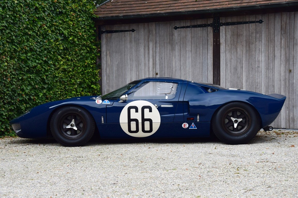 1965 Ford GT40 FIA by Gelscoe Motorsport For Sale (picture 2 of 6)