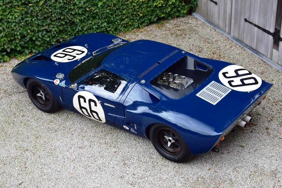 1965 Ford GT40 FIA by Gelscoe Motorsport For Sale (picture 3 of 6)