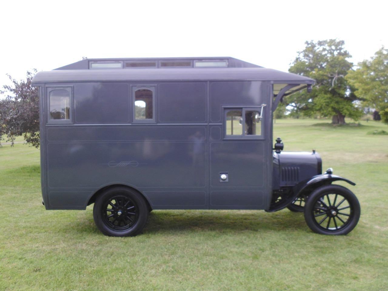 Ford model T camper van first registered 1922 SOLD (picture 2 of 6)