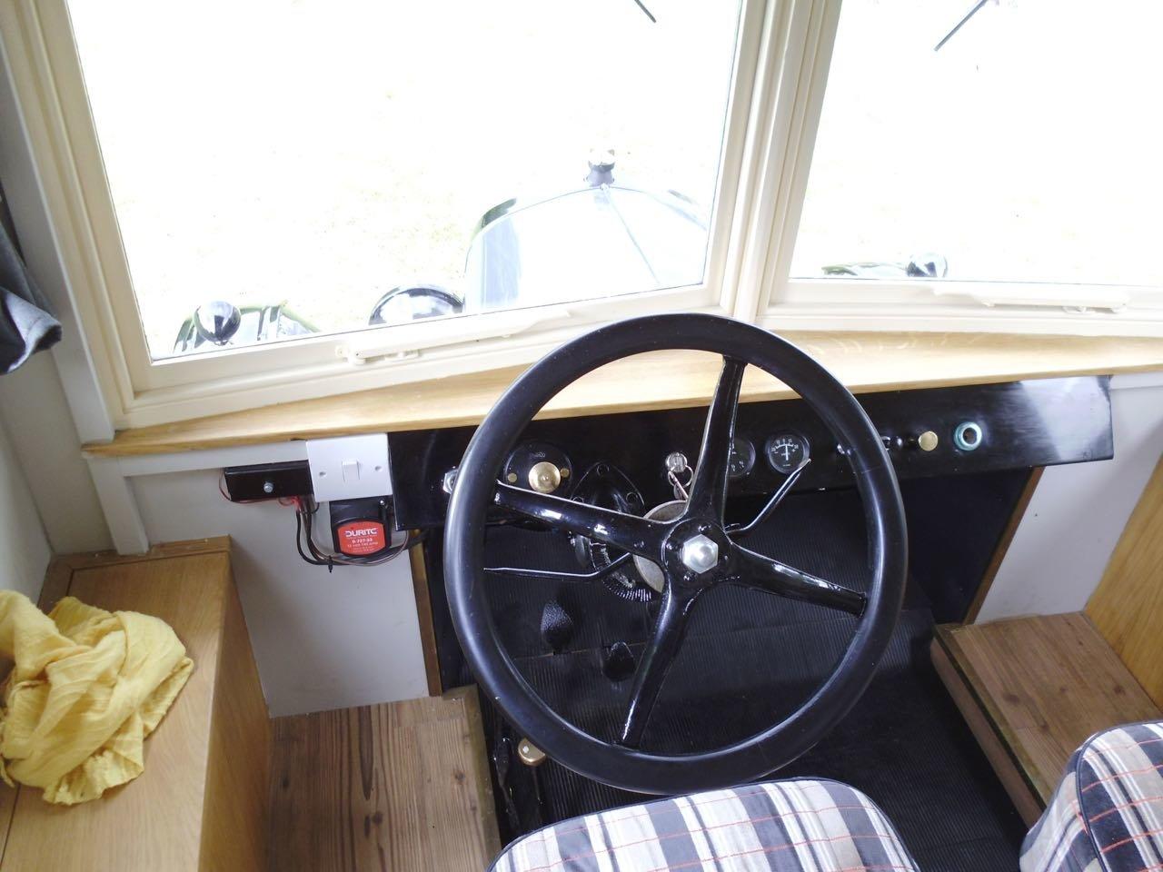 Ford model T camper van first registered 1922 SOLD (picture 6 of 6)