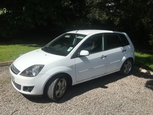 2008 1.4 TDCi Zetec Climate, FSH, 2 owner, 4 new tyres, For Sale