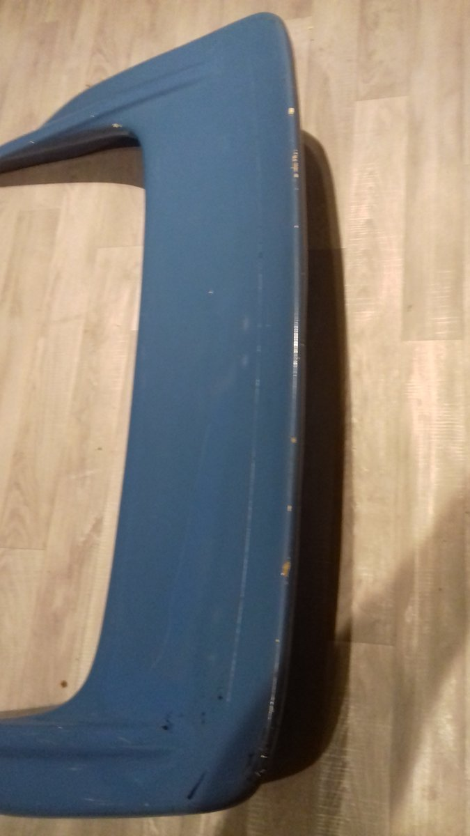 SIERRA COSWORTH RS WHALE-TALE REAR SPOILER For Sale (picture 5 of 6)