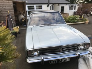 1967 Ford mk2 cortina crayford  For Sale