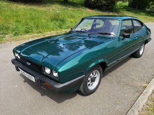 1979 FORD CAPRI 2.0 GL - LOW MILEAGE - ONE OWNER - LOOK