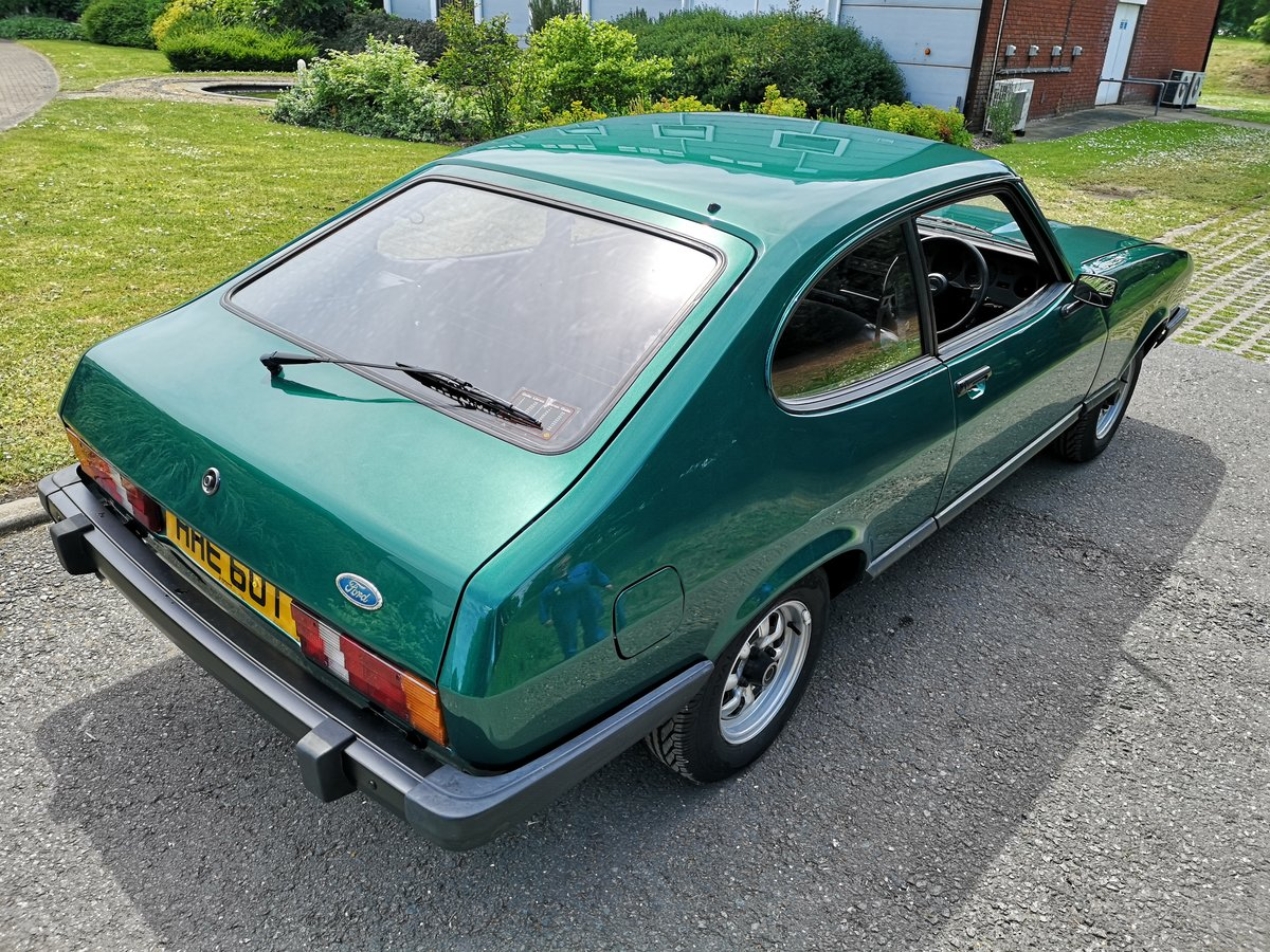 1979 FORD CAPRI 2.0 GL - LOW MILEAGE - ONE OWNER - LOOK For Sale (picture 4 of 6)