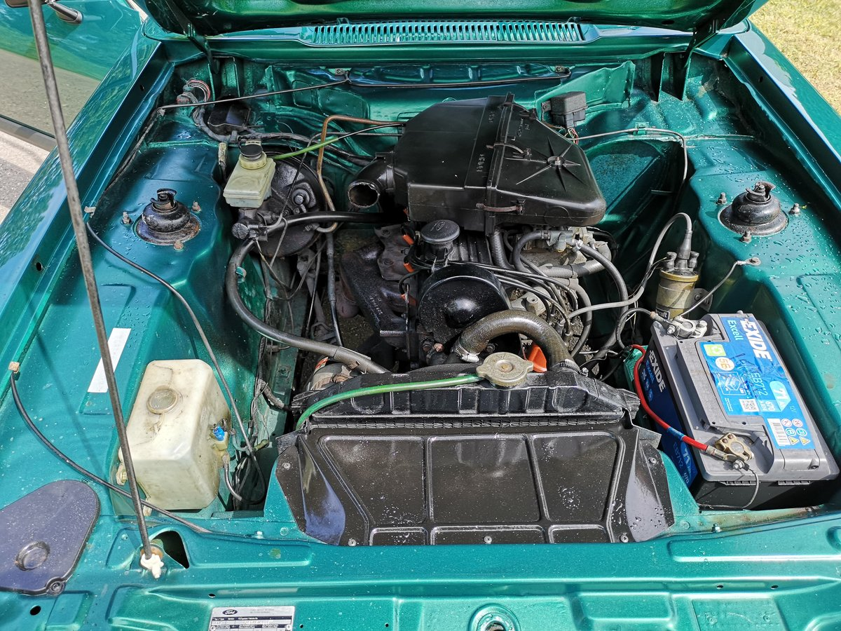 1979 FORD CAPRI 2.0 GL LOW MILEAGE ONE OWNER - REDUCED  For Sale (picture 6 of 6)