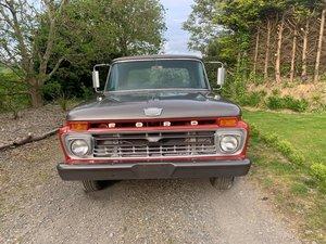 1966 Ford F100 New Floors, Paint, Motor 352 V8