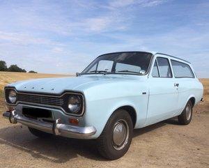 1972 Ford Mk1 Escort Estate 1300 For Sale