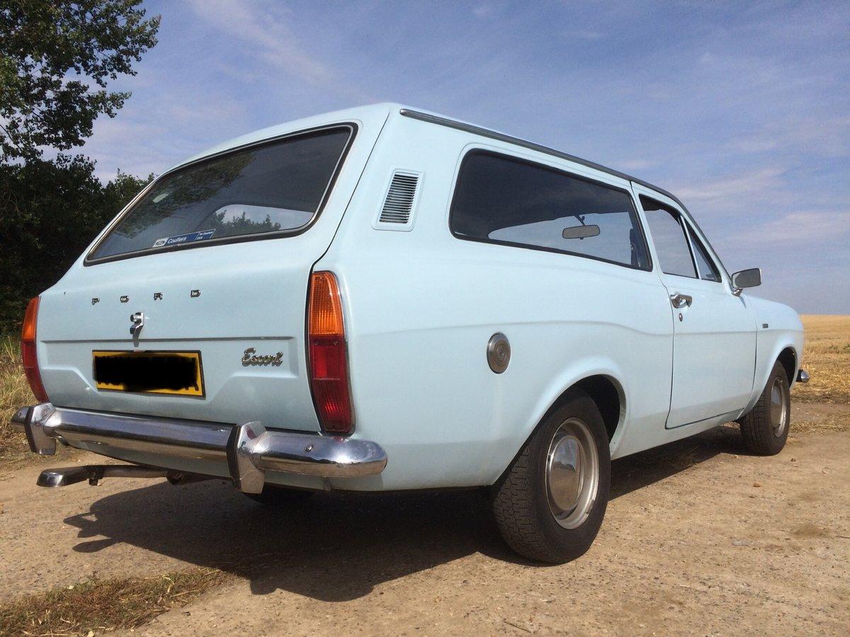 1972 Ford Mk1 Escort Estate 1300 For Sale (picture 2 of 6)