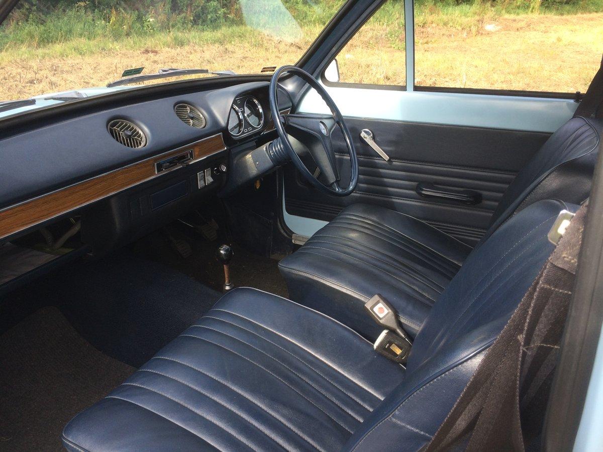 1972 Ford Mk1 Escort Estate 1300 For Sale (picture 4 of 6)