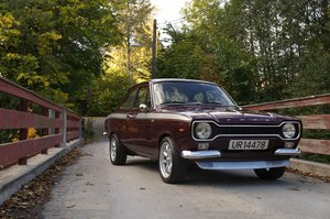 1972 Ford Escort Mexico clone Low miles