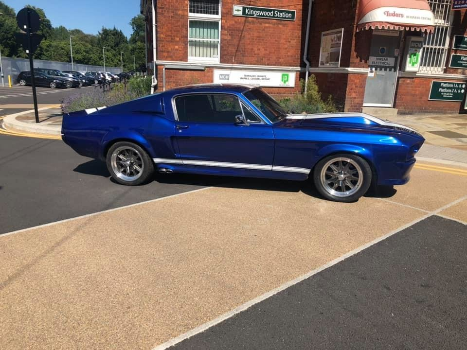 1967 Ford Mustang Fastback Restomod - Eleanor For Sale (picture 3 of 6)