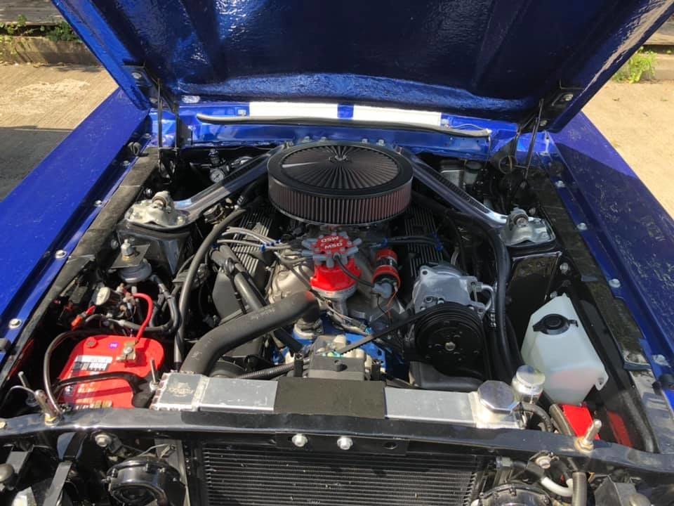 1967 Ford Mustang Fastback Restomod - Eleanor For Sale (picture 5 of 6)