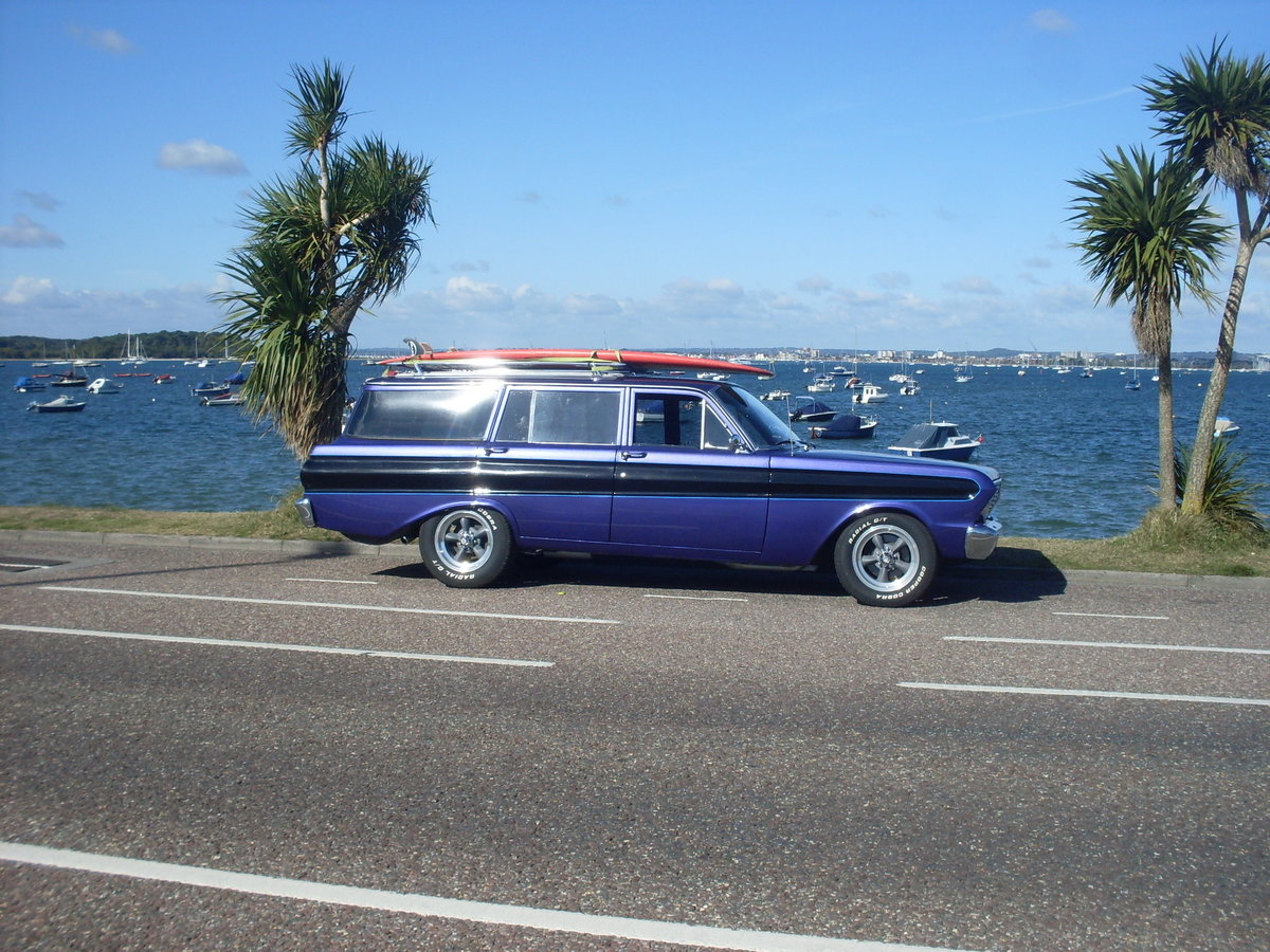 1965 Ford falcon surf wagon For Sale | Car And Classic