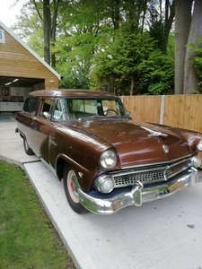 1955 Ford Ranchwagon